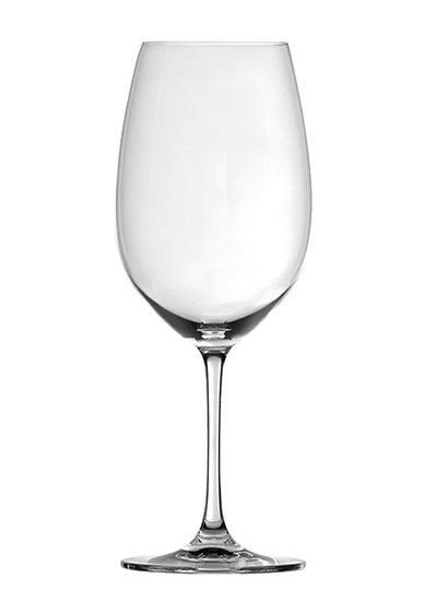 ,,Salute'' Bordeaux Glas