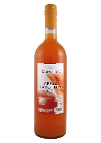 Apfelkarottensaft
