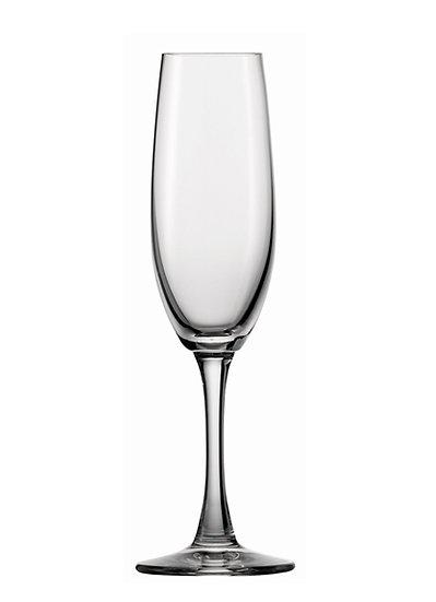 """Winelovers'' Sekt Glas"