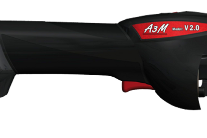 Akku Bindegerät A3MV2.0 mit 1 Akku