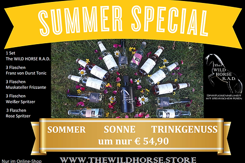 The WILD HORSE R.A.D. SUMMER SPECIAL
