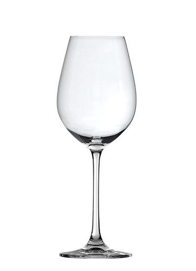 ,,Salute'' Weißwein Glas