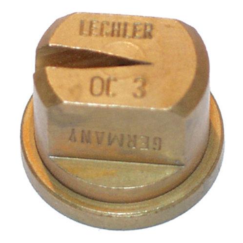 Schrägstrahl - Düse Messing Lechler OC 3
