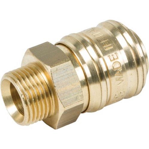 Verschlusskupplung NW7,2 AG3/8