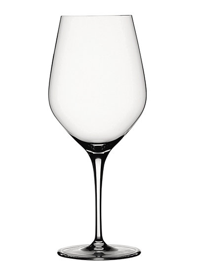 ,,Authentis'' Rotwein/Magnum Glas