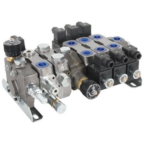 Steuerventil DNC65/6 MT EE6PR ZP MTZ AE1PR 2xAE1+PW 12V