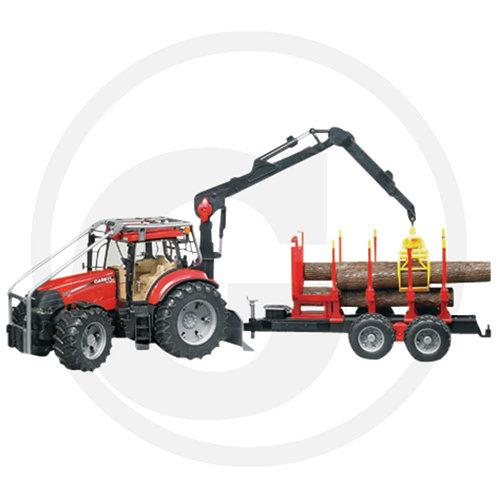Bruder Case IH Puma 230 CVX Forsttraktor