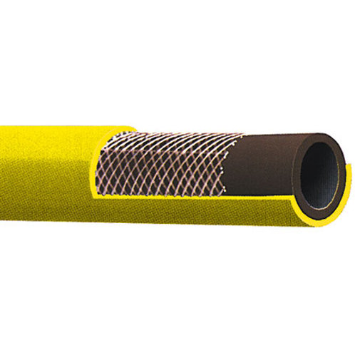 Hochdruckschlauch gelb max. 80 bar Innendurchmesser 10 mm