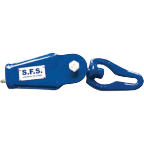 Seilendstück - drehbar für Seil-Dm. 8 - 12mm