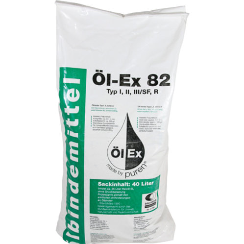 Ölbindemittel Öl-Ex 82 9,8 Kg