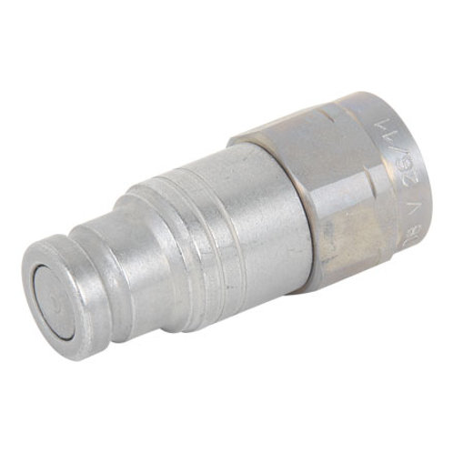 Flachkupplung Stecker BG2 IG 1/2