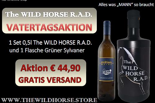 The WILD HORSE R.A.D. Vatertagsaktion