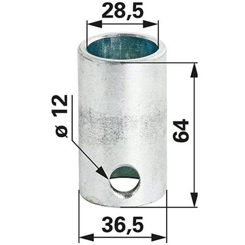 Unterlenkerbuchse 28/36 mm