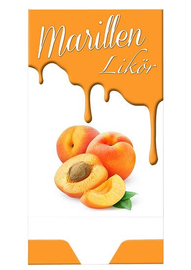 Marillen Likör - Karton 50 x 20 ml
