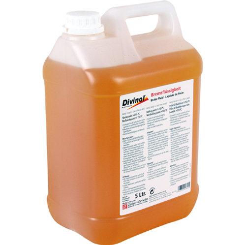 Bremsflüssigkeit DOT4, 5 Liter Kanister