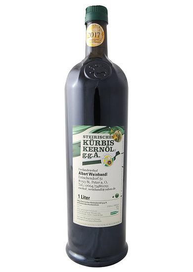 Steirisches Kürbiskernöl 1lt