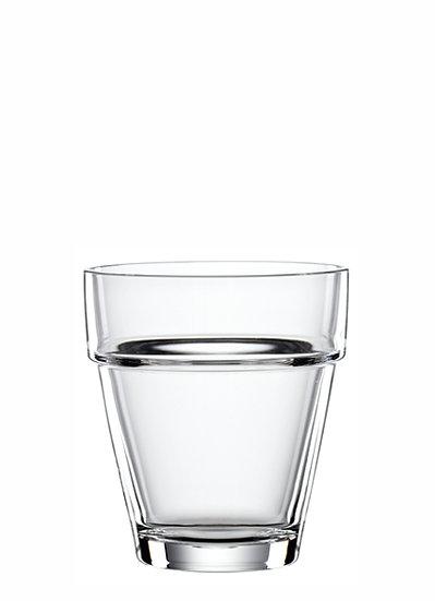 ,,Bistro'' Tumbler M/200ml Glas