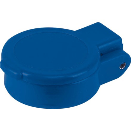 Staubkappe BG3 für Muffe Blau