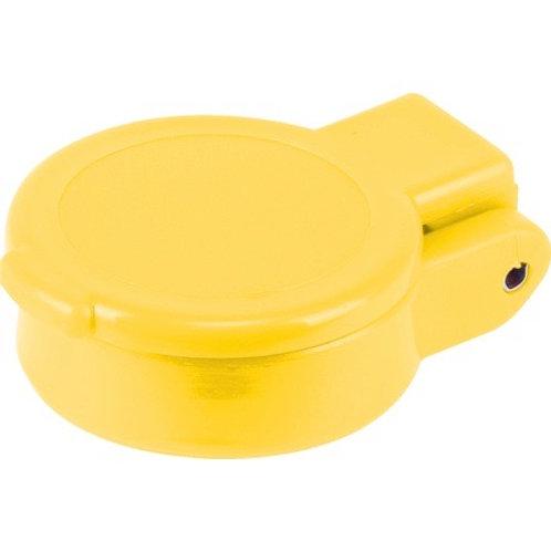 Staubkappe BG3 für Muffe Gelb