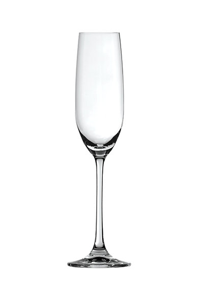 ,,Salute'' Champagner Glas