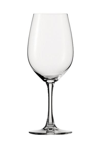 """""""Winelovers'' Rotwein Glas"""