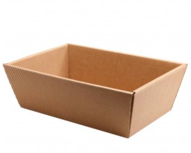 Geschenkebox für 6-8 Flaschen (braun)