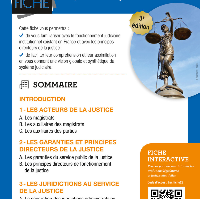 INSTITUTIONS JUDICIAIRES-1