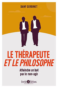 Le thérapeute et le philosophe Dvid Gerbinet