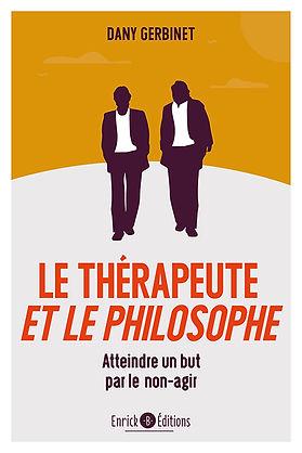 Le thérapeute et le philosoophe Dany Gerbinet