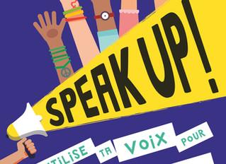 Zoom sur... Speak up !