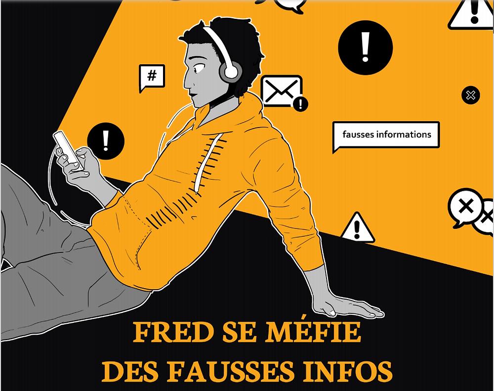 Cette bande-dessinée a été réalisée par l'équipe de fact-checking Aos Fatos, en partenariat avec l'International Fact-Checking Network de l'Institut Poynter. Elle a été traduite en français par Les Décodeurs du Monde.