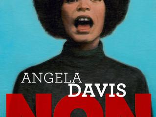 La vie folle et le combat d'Angela Davis racontés dans un livre