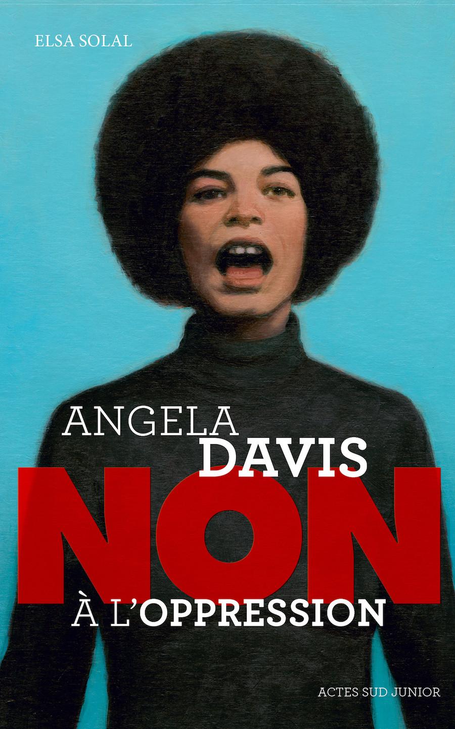 Un livre sur cette grande figure du mouvement noir américain, intellectuelle, militante féministe toujours en lutte. Par Actes Sud Junior.