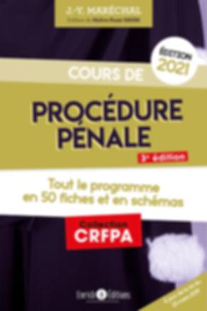 Cours de procédure pénale