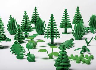 Lego se met au vert !