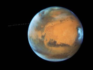 Un superordinateur prépare la conquête de Mars