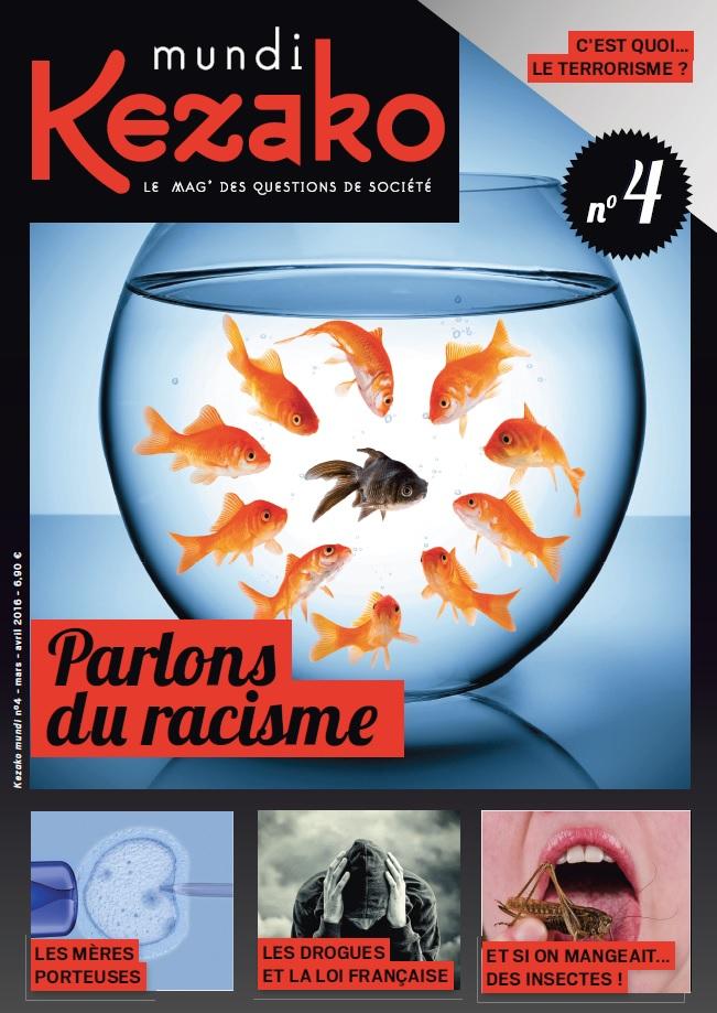 Kezako mundi couverture 4 #magazine #actu