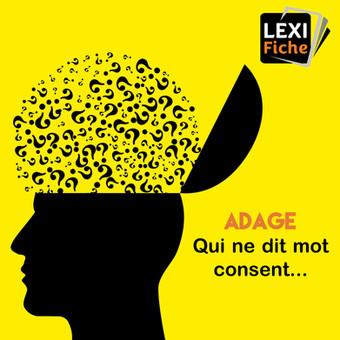 Qui ne dit mot consent...