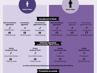 Harcèlement scolaire : Émilie Laurent, première bachelière de France en 2016, en est l'une des n