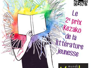 Prix Kezako de la littérature jeunesse