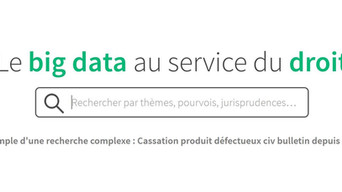 Doctrine.fr, le moteur qui ambitionne de devenir le Google du droit