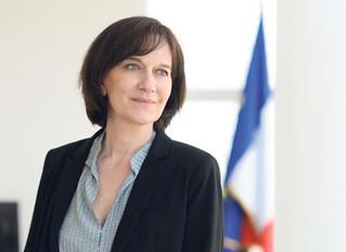 Interview de Mme la ministre des Familles, de l'Enfance et des Droits des femmes