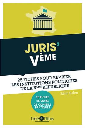Juri's europe 25 fiches pour réviser