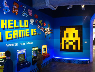 Expo : « Hello My Game Is… »