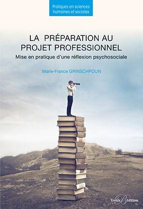 la preparation au projet professionnel
