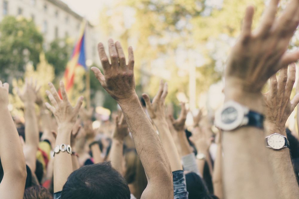 Les manifestations pour la sécession se multiplient, en Catalogne. (Photo by Chris Slupski on Unsplash)