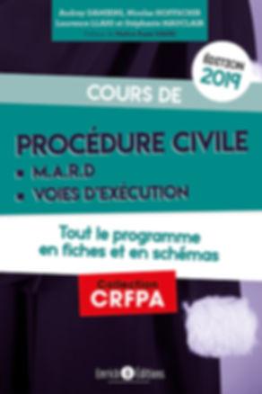 cours de procedure civile 2019