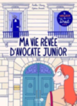 Ma vie rêvée d'avocate junior