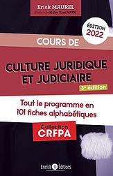 Cours de culture juridique 2022