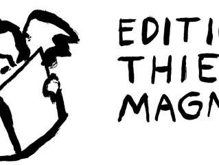Dernière présentation des maisons d'édition : les éditions Thierry Magnier